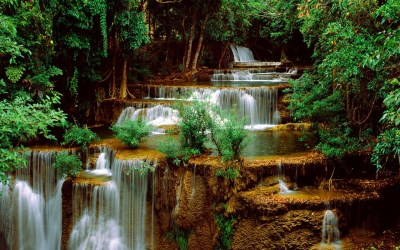 Waterfall Wallpapers and Screensavers (57+ images)
