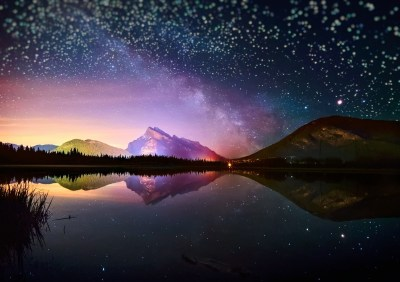 4K Night Sky Wallpaper (37+ images)