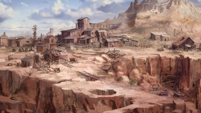 Wild West Wallpapers (64+ images)