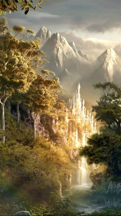 Fantasy Landscape Wallpaper (76+ images)