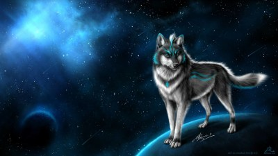 Cool Wolf Wallpapers (59+ images)