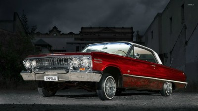 Chevrolet Impala Wallpapers (61+ images)