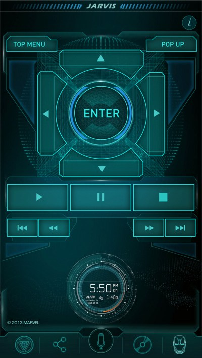 Jarvis Live Wallpaper for PC (67+ images)