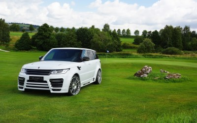 Range Rover Sport 2018 Desktop Wallpaper 1600x1200 (14+ images)