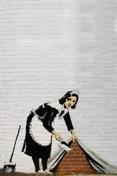 Banksy Wallpaper HD (77+ images)