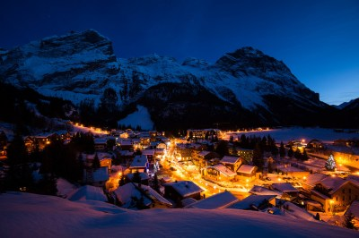 Winter Mountain Scenes Wallpaper (43+ images)