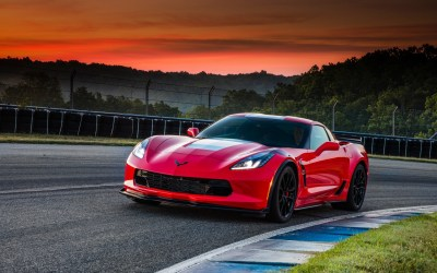 Corvette Stingray 2018 Wallpaper HD (74+ images)