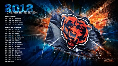 Chicago Bears 2018 Wallpapers (57+ images)