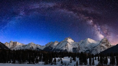 Milky Way Wallpaper 1920x1080 (71+ images)