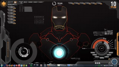 Jarvis Live Wallpaper for PC (67+ images)