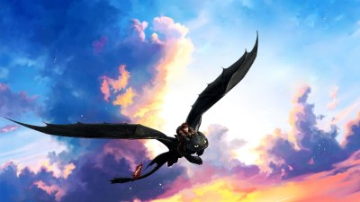 Toothless Wallpaper HD (75+ images)