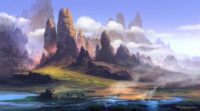 HD Fantasy Wallpapers 1080p (73+ images)
