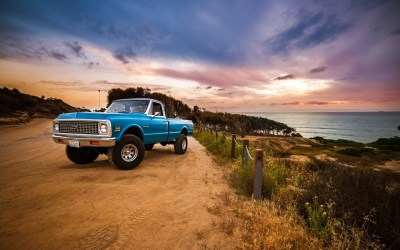 Old Chevy Truck Wallpapers (44+ images)
