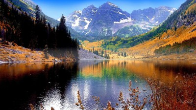 Fall Mountain Desktop Wallpaper (44+ images)