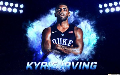 Kyrie Irving Logo Wallpapers (77+ images)