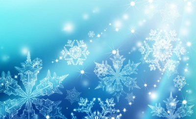 Winter Snowflakes Wallpaper (42+ images)