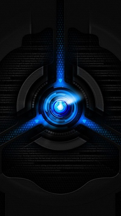 Android Wallpaper Blue (78+ images)
