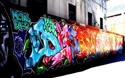 Cool Graffiti Wallpapers (63+ images)