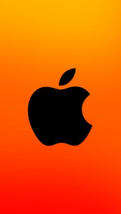 Red Apple Logo Wallpaper (64+ images)
