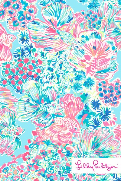 Lilly Pulitzer Wallpaper Backgrounds (65+ images)