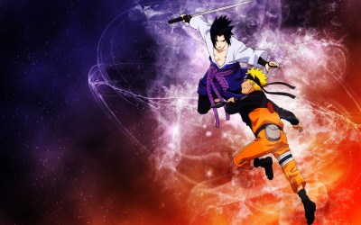 Naruto vs Sasuke HD Wallpaper (68+ images)