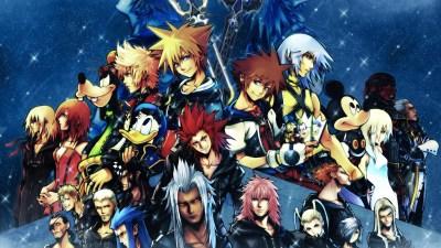 Kingdom Hearts 2 Final Mix Wallpaper (72+ images)