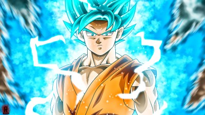 Super Saiyan God HD Wallpaper (71+ images)