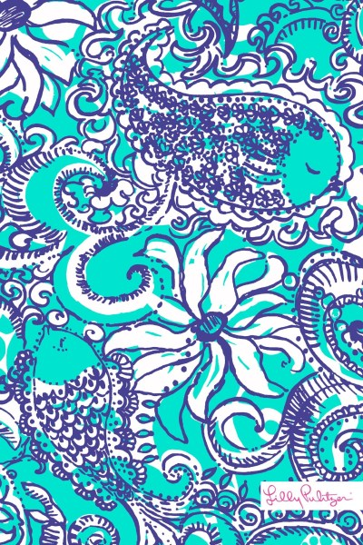 Monogram Lilly Pulitzer Desktop Wallpaper (38+ images)