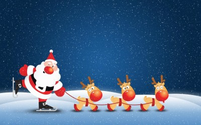 Animated Christmas Wallpapers for Desktop (56+ images)