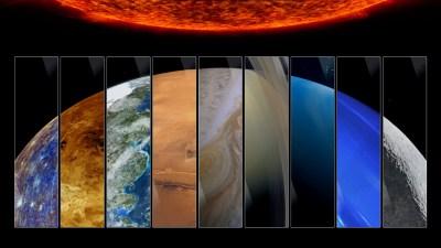 Solar System Wallpaper (72+ images)