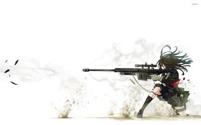 Anime Sniper Wallpaper (62+ images)