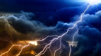 Lightning Wallpaper HD (64+ images)