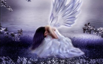 Angel Desktop Backgrounds (59+ images)