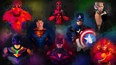Superhero Wallpapers (65+ images)