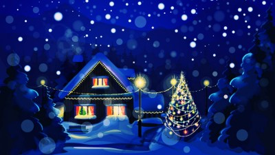 Christmas Wallpapers HD 1080p (75+ images)