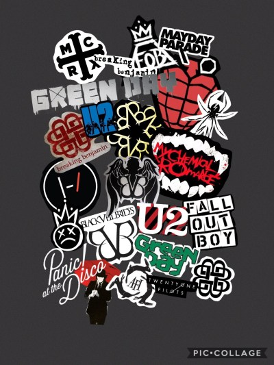 My Chemical Romance Logo Wallpaper (59+ images)