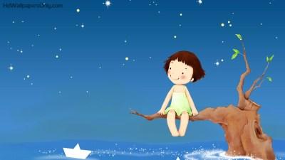 Cute Cartoon Character Wallpaper (61+ images)