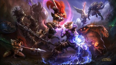 League of Legends 1080p Wallpaper (76+ images)