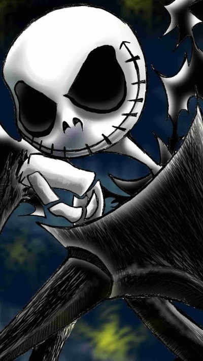 Jack Skellington and Sally Wallpaper (73+ images)
