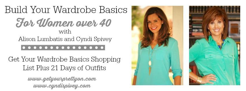 Build Your Wardrobe Basics Banner