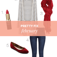 Pretty Fix - The February List