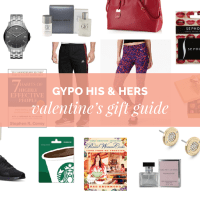 GYPO - His & Hers Valentine's Gift Guide