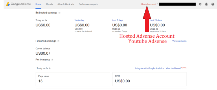 Hosted-Adsense-Account-Screenshot
