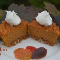 gluten free pumpkin tarts - mmmmmm pumpkin ...