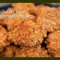 gluten free pretzel chicken