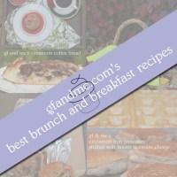 gfandme.com's 10 BEST brunch and breakfast recipes