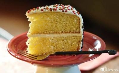 Best Gluten Free Cake Recipe - gfJules