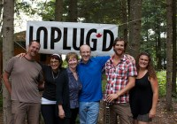Our group at Unplugd