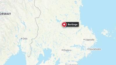 Flere personer skutt i Borlänge – Nyheter – NRK