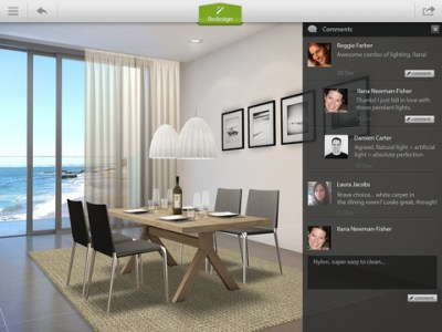 Autodesk ports Homestyler to iPad : GraphicSpeak